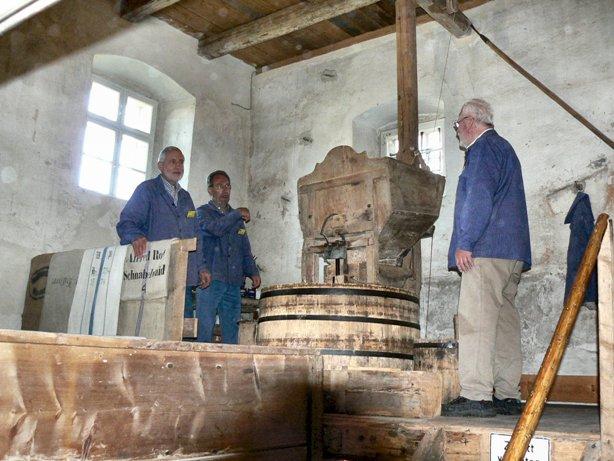 Scherzenmühle